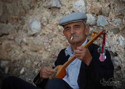 Çifteli Musician