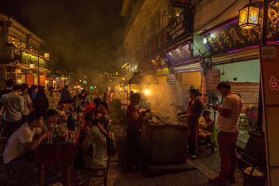 Nightlife in The Ancient City of Dali
