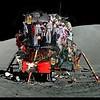India's Moon Landing - September 2019.