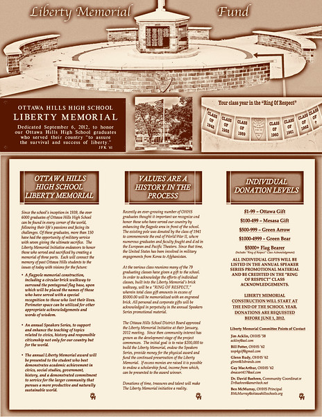 Liberty Memorial Fund (Old Photo)