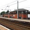 Newton -on - Ayr  Station 15/8/2014