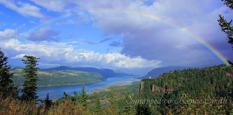 Gorgeous Rainbow (crop)