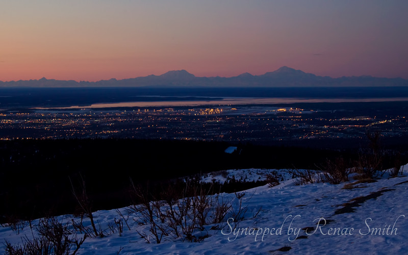 Cook Inlet Sunset Blues