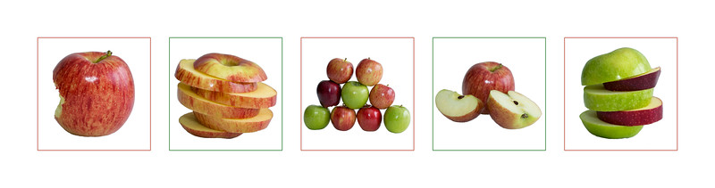 Apples, Apples, Apples Collage