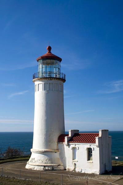 Ilwaco North Head Lighthouse