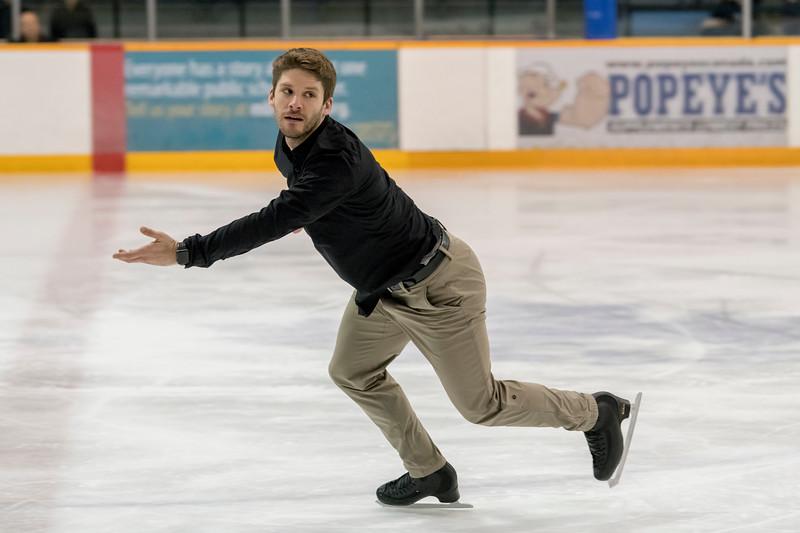 Vaughn Chipeur - Olympian 2010 Winter Olympics