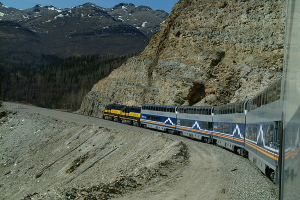 Fairbanks to Denali National Park