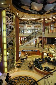 Ship's Atrium