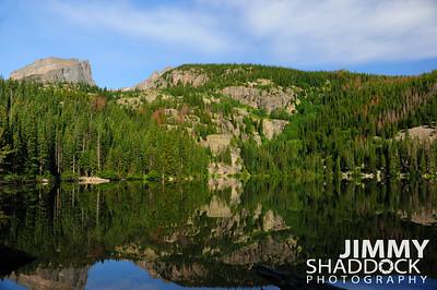 Rocky Mountain National Park Bear Lake