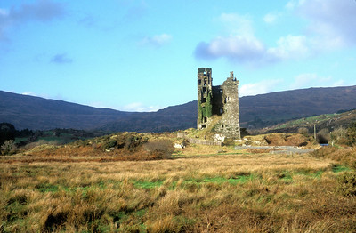 Castledonovan Castle, PHOTO: Richard Hurley