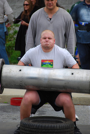 2008 Mid Atlantic Strongman Competition