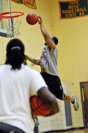 AMC Offense vs Defense Basketball Game