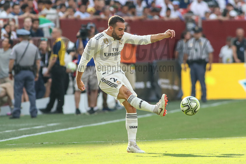 International Champions Cup: Real Madrid vs Juventus