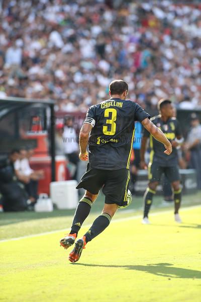 International Champions Cup: Real Madrid vs Juventus
