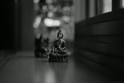 Budha Statute