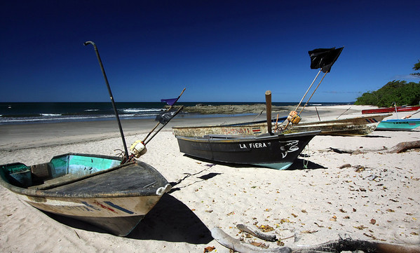 Beach, Boat, Blueskies
