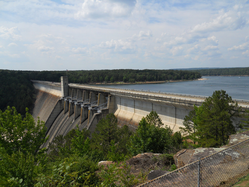 Greers Ferry Dam, Heber Springs, AR