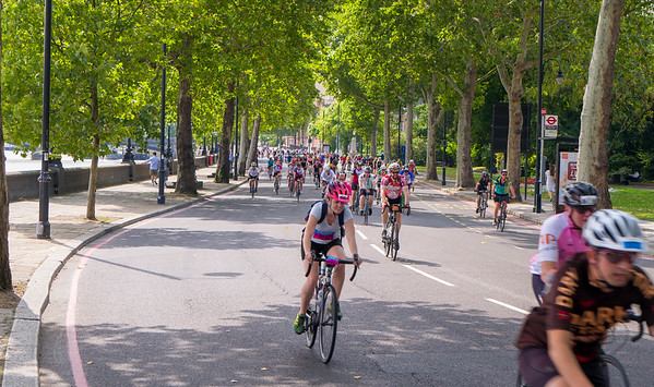 Embankment - Ride London