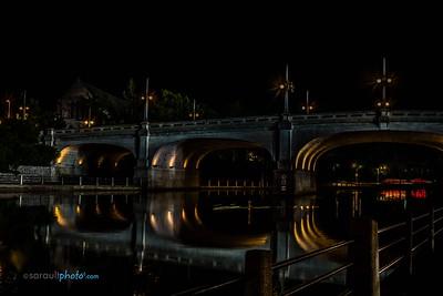 Bank Street Bridge Ottawa  Canada