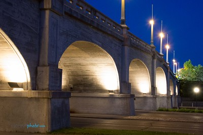 Bank Street Bridge Ottawa Canada