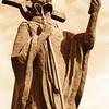 St. Aidan's statue