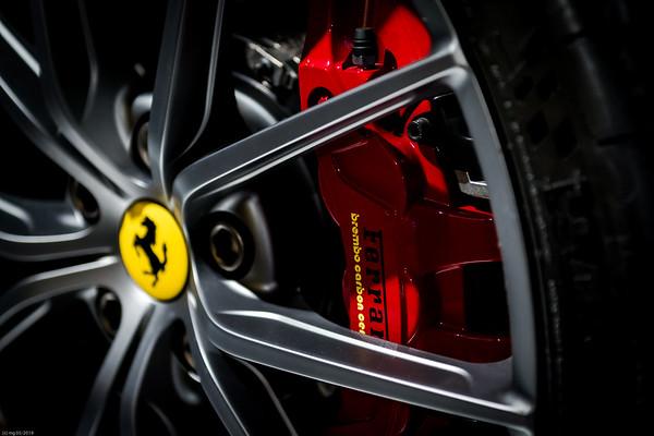 Ferrari 488 GTB (2015)