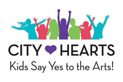 City Hearts Logos
