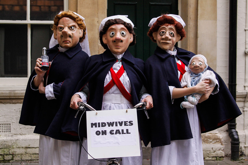 Vamos Theatre - 'Midwives On Call'