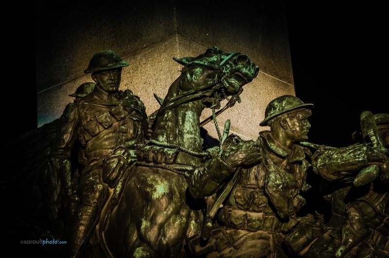 War Memorial Monument in Ottawa Canada's Capital