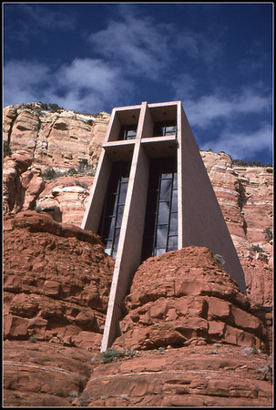 Chapel of the Holy Cross, Sedona, AZ