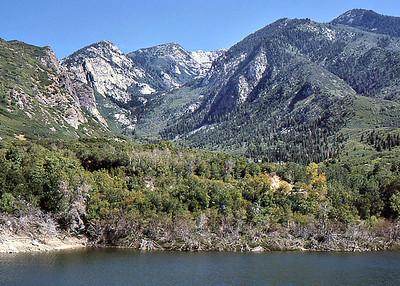 Lower Bell's Canyon Reservoir