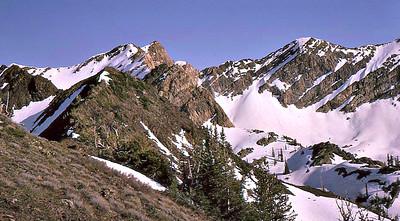 Mineral Fork Snow Climb