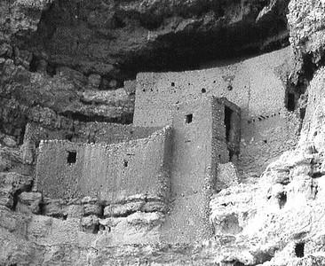 Cliff Dwellings - Northern Arizona