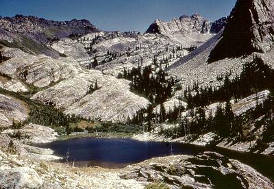 Lake Blanche, Utah