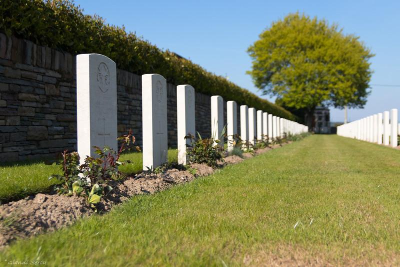 London Riffle Brigade cemetery