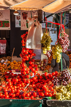 Paris Fruit Stand