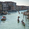 Venice Grand Canal Boats