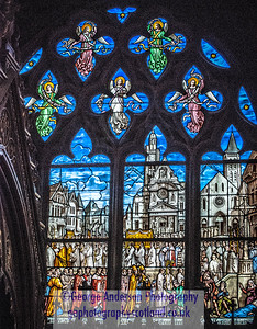 Stained Glass Paris France