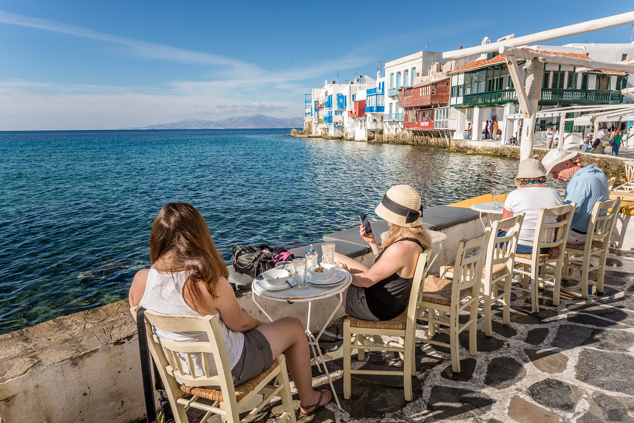 Mykonos Little Italy Diners