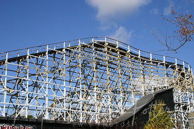 3145-Flying Comet Roller Coaster