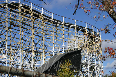 3147-Flying Comet Roller Coaster