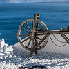 Santorini Oia Spinning Wheel