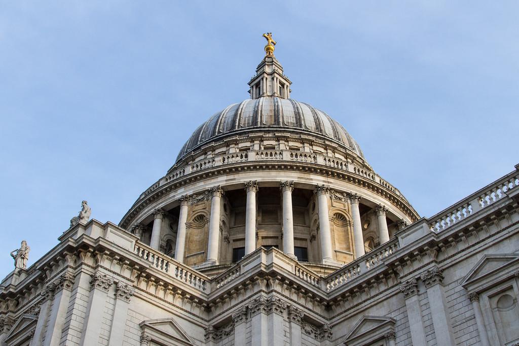 St Peter's Basilica, London England, 2013.