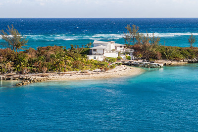 Beach Home in Nassau, Bahamas, 2012.