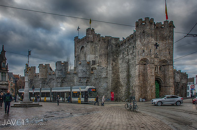Castle of the Counts Ghent-6099b