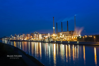 Industrieel landschap-1