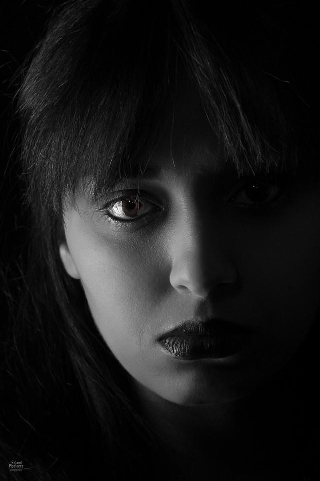 Model: Nina Almo,    MUA: Nina Almo
