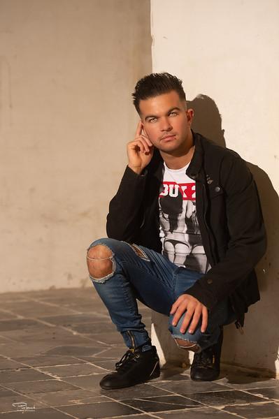 Model: Francesco Armato