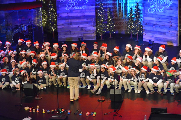 Varnell, NWMS, CCHS @ Wink Theater 12-10-14