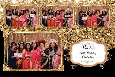 Varsha's 50th Birthday Celebration